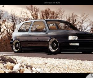 VW Golf 3 photo 7