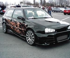 VW Golf 3 photo 9