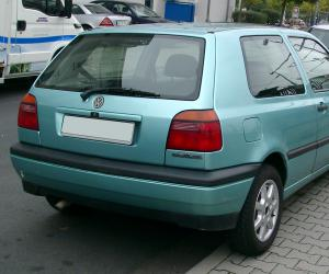 VW Golf 3 photo 11