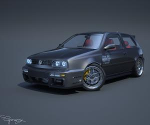 VW Golf 3 photo 17