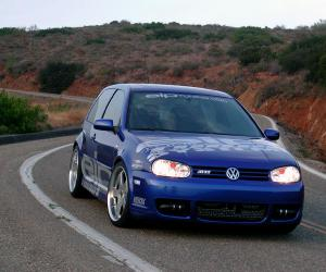 VW Golf 4 R32 image #8