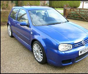 VW Golf 4 R32 image #12