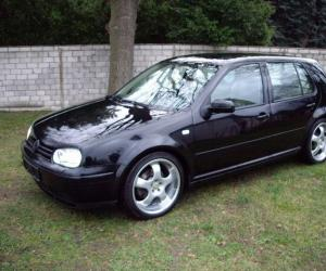 VW Golf 4 TDI photo 1