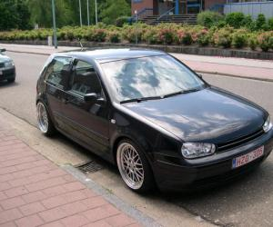 VW Golf 4 TDI photo 3