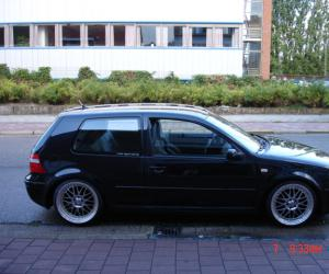 VW Golf 4 TDI photo 5