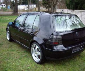 VW Golf 4 TDI photo 6