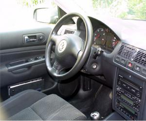 VW Golf 4 TDI photo 8