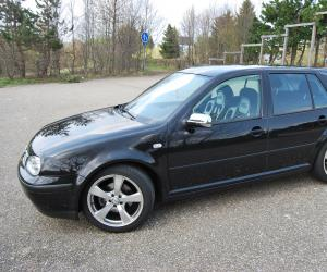 VW Golf 4 TDI photo 11