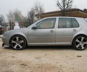 VW Golf 4 TDI photo 13