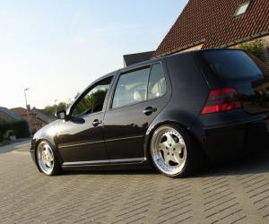 VW Golf 4 TDI photo 15
