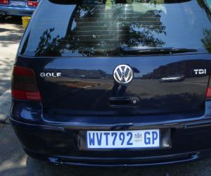 VW Golf 4 TDI photo 17