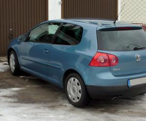 VW Golf 5 image #14