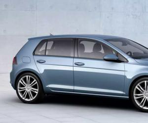 VW Golf 7 photo 7