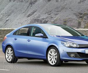 VW Golf Coupe photo 2