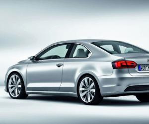 VW Golf Coupe photo 3
