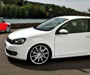 VW Golf GT 1.4 TSI photo 1