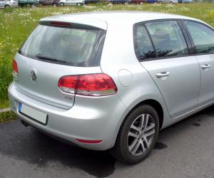 VW Golf GT 1.4 TSI photo 3