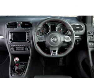 VW Golf GT 1.4 TSI photo 11