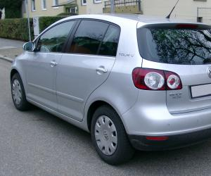VW Golf Plus photo 1