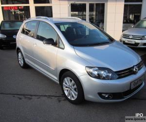 VW Golf Plus 1.2 TSI photo 15