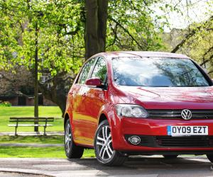 VW Golf Plus BlueMotion photo 5