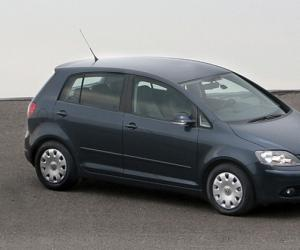 VW Golf Plus BlueMotion photo 6