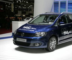 VW Golf Plus BlueMotion photo 8