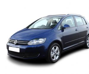 VW Golf Plus BlueMotion photo 11