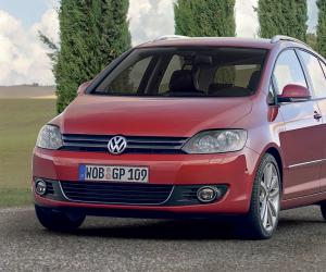 VW Golf Plus BlueMotion photo 17