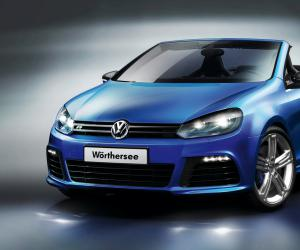 VW Golf R Cabrio photo 1