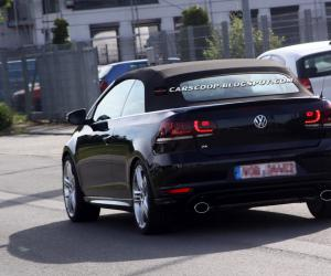 VW Golf R Cabrio photo 4