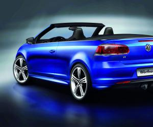 VW Golf R Cabrio photo 5