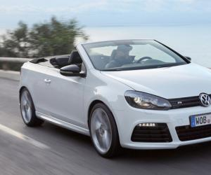 VW Golf R Cabrio photo 6