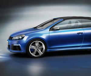 VW Golf R Cabrio photo 11