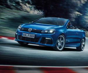 VW Golf R Cabrio photo 13