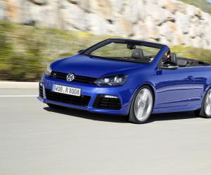 VW Golf R Cabrio photo 15