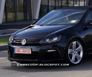 VW Golf R Cabrio photo 16