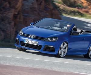 VW Golf R Cabrio photo 17