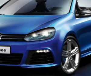 VW Golf R Cabrio photo 19