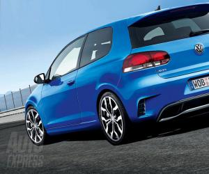 VW Golf R20 photo 7