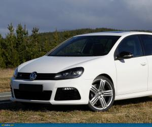 VW Golf R20 photo 13