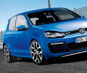 VW Golf R20 photo 14