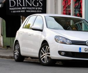 VW Golf TDI photo 5
