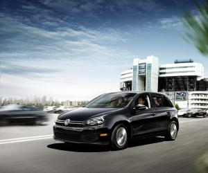 VW Golf TDI photo 7