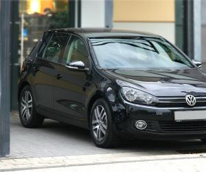 VW Golf TDI photo 8