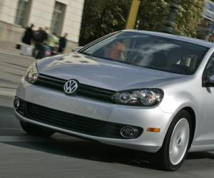 VW Golf TDI photo 17