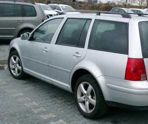 VW Golf Variant photo 3