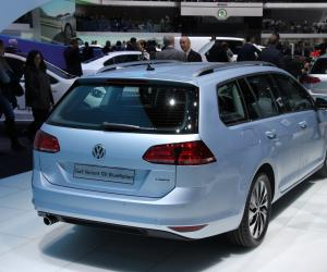 VW Golf Variant photo 8