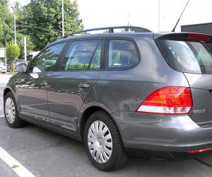 VW Golf Variant image #9
