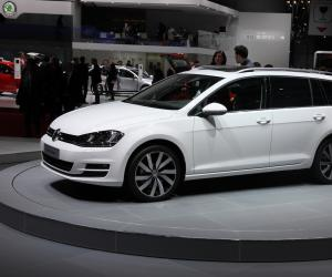 VW Golf Variant photo 10
